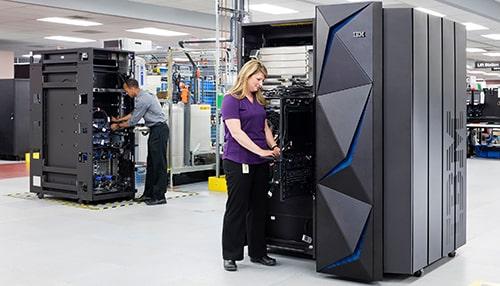 Mainframes: On-premises vs. PSR Infrastructure as a Service Listing Image